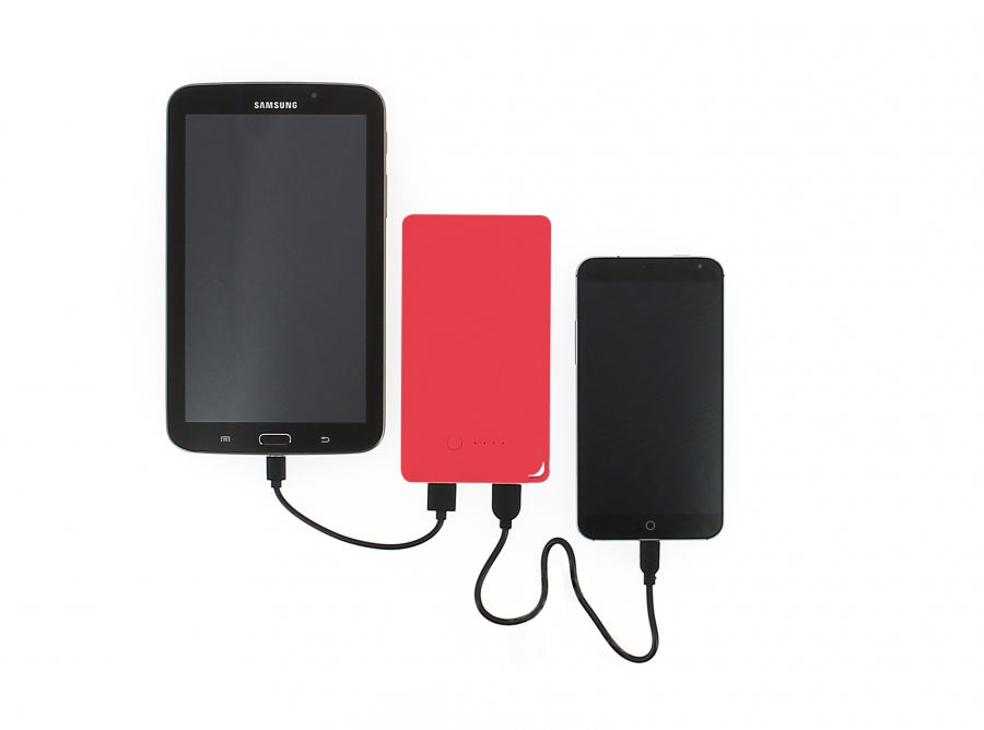 powerbank dual 8000mAh