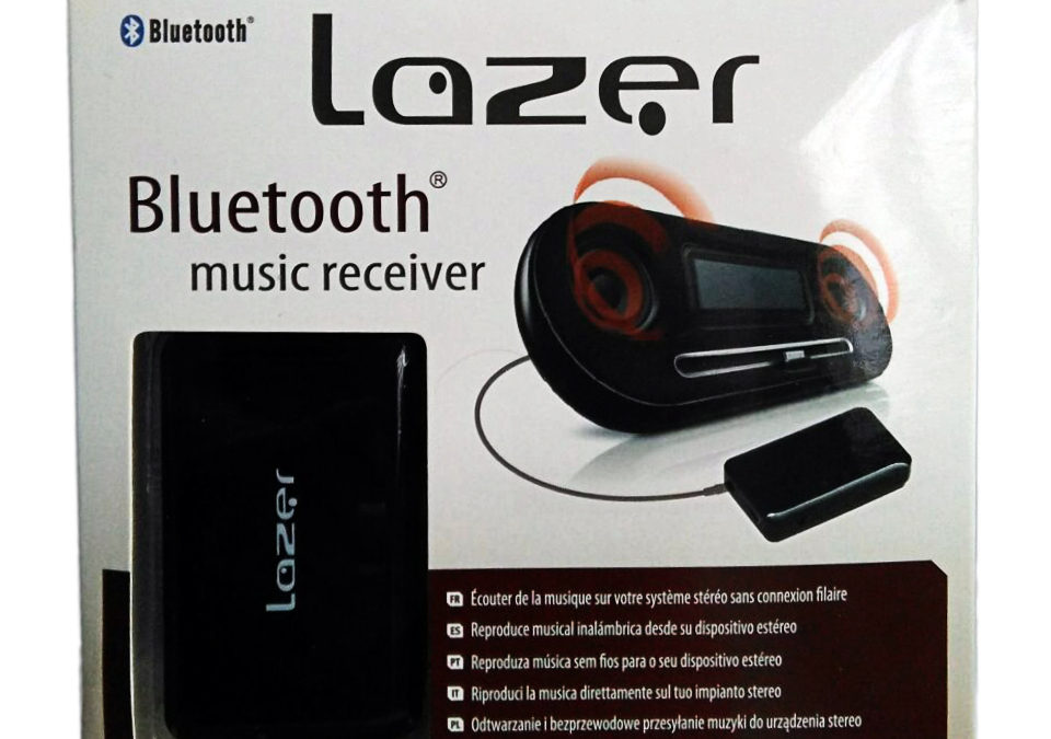 Receptor adaptador bluetooth para Altavoces music receiver inalambrico sin cable