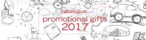 catalogue promotional gifts 2017