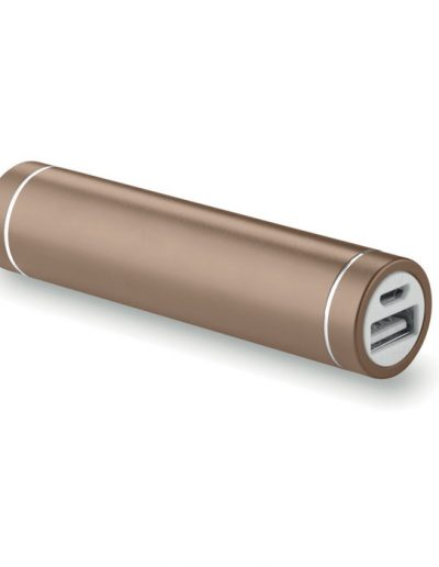 powerbank bronce